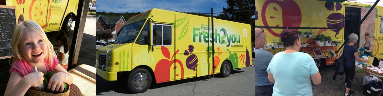 Strategic Partnerships Food Truck
