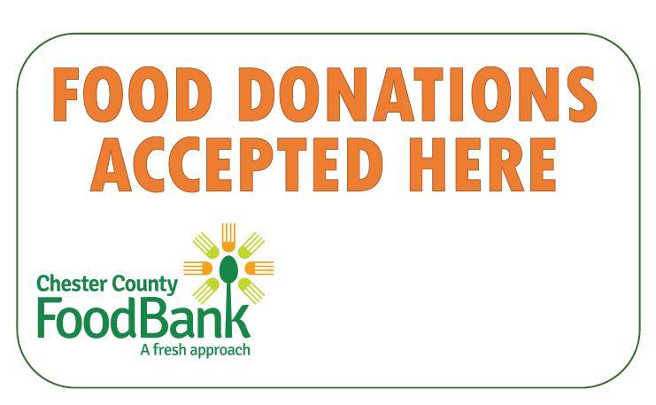 printable flyers and logos chester county food bank