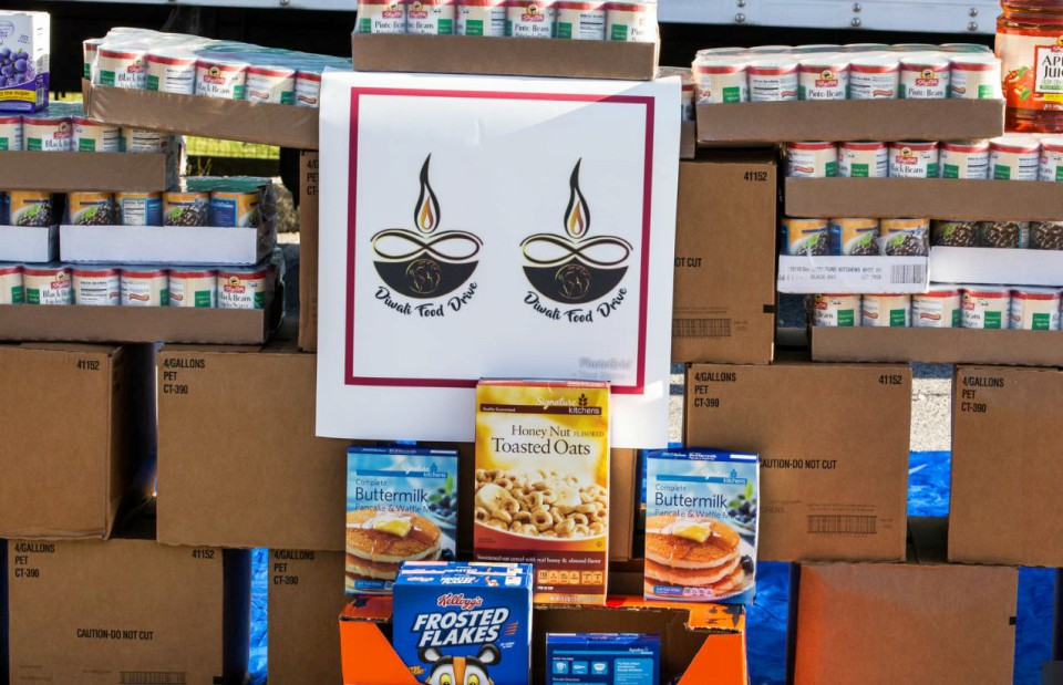 Chester County Food Bank Donations